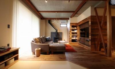 「住む人が家を好きになる。」カスタマイズする家