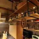 「住む人が家を好きになる。」カスタマイズする家の写真 オープン吊り棚