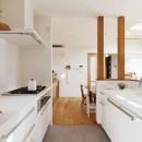 S邸「ほっこり」陽だまりの家。の写真 キッチン