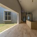 垂井町のコートハウスの写真 LDK