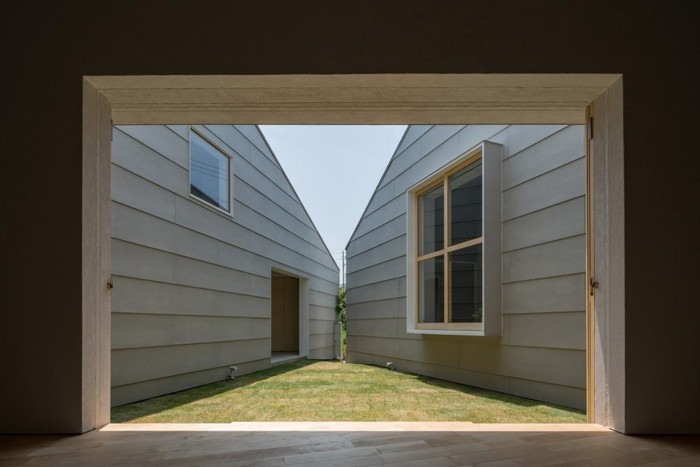 垂井町のコートハウス (LDK)