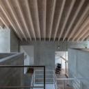 西改田の二世帯住宅の写真 3F寝室 リビング 3F動線室