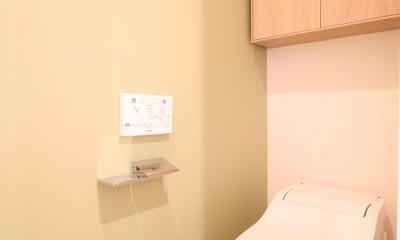 伊勢崎のリノベーション (トイレ)