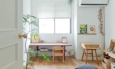 兵庫県S邸  − 北欧のヴィンテージ家具を素敵に魅せる家 −