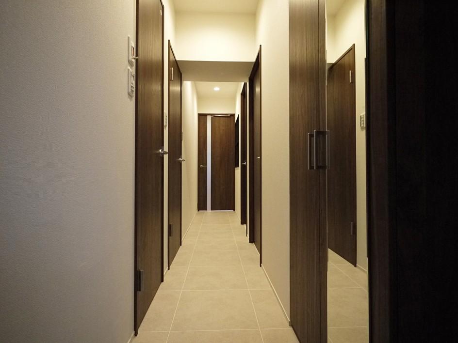 ブラックウッドの部屋 (廊下)
