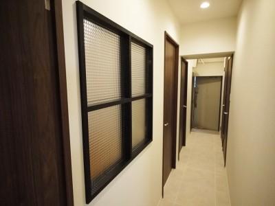 廊下 (ブラックウッドの部屋)