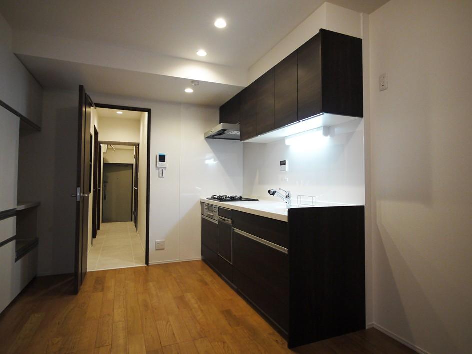 ブラックウッドの部屋 (キッチン)