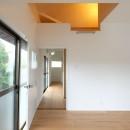 朝倉の家【リノベーション】の写真 ロフトのある子供部屋