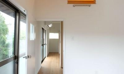 朝倉の家【リノベーション】 (ロフトのある子供部屋)