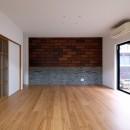 朝倉の家【リノベーション】の写真 親世帯のリビング