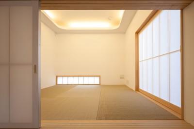 1階和室 (吉祥寺南町戸建リノベーションPJ)