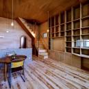 狭山の家:大阪.狭山の注文住宅の写真 リビングダイニングキッチン