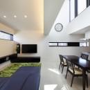 太陽を取り込む空の家の写真 太陽を取り込む空の家/大阪府四條畷市