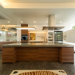 S-house (キッチン)
