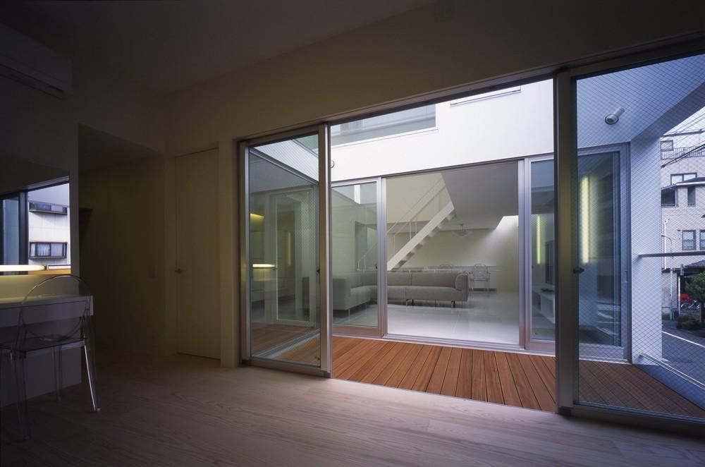 門前仲町の住宅 (2階寝室)