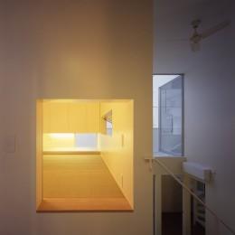 門前仲町の住宅 (3階和室)