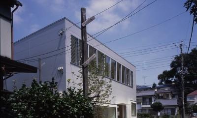 東浦和の住宅 (外観)