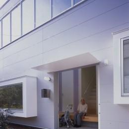 東浦和の住宅 (土間スペース)