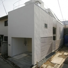 梅丘の家 (外観)