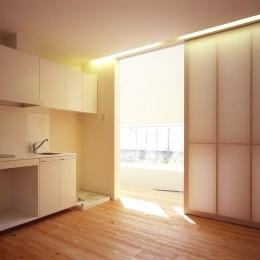 東浦和の住宅 (1階個室)
