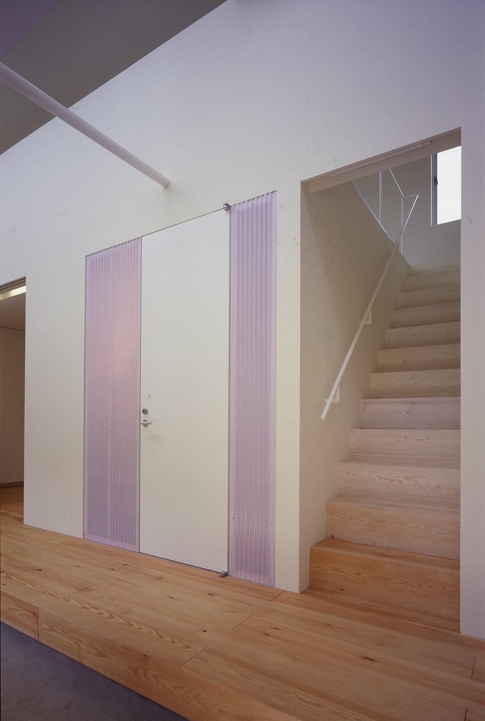 東浦和の住宅 (階段)