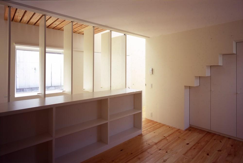 東浦和の住宅 (1階寝室)