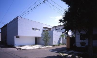府中の住宅