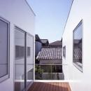 府中の住宅の写真 2階テラス