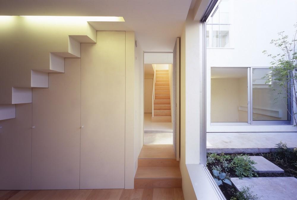 府中の住宅 (1階寝室)
