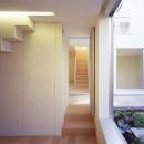 府中の住宅の写真 1階寝室