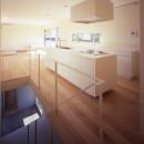 府中の住宅の写真 2階LDKスペース
