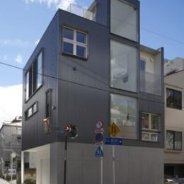湯島の家 (外観)