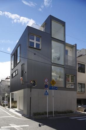 湯島の家の写真 外観