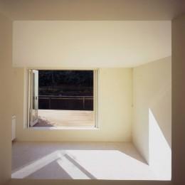 祖師谷の住宅 (階段室)