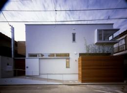 竹間沢の家 (外観)