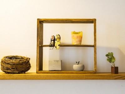 収納棚 (récolte - 実家リノベで雑貨とグリーンと思い出に囲まれて暮らす)