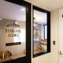 Legrand - アイランドキッチンを中心にぐるり。コンパクトな動線で家事効率UP!の写真 子供部屋