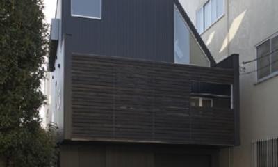 上池台の家