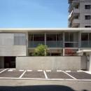 奥迫眞一建築設計事務所の住宅事例「三宅歯科+住宅」