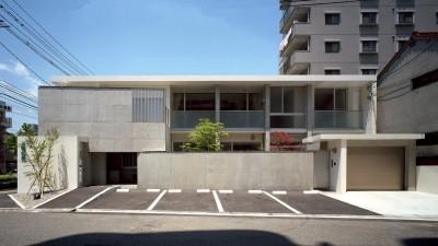 三宅歯科+住宅 (三宅歯科+住宅)