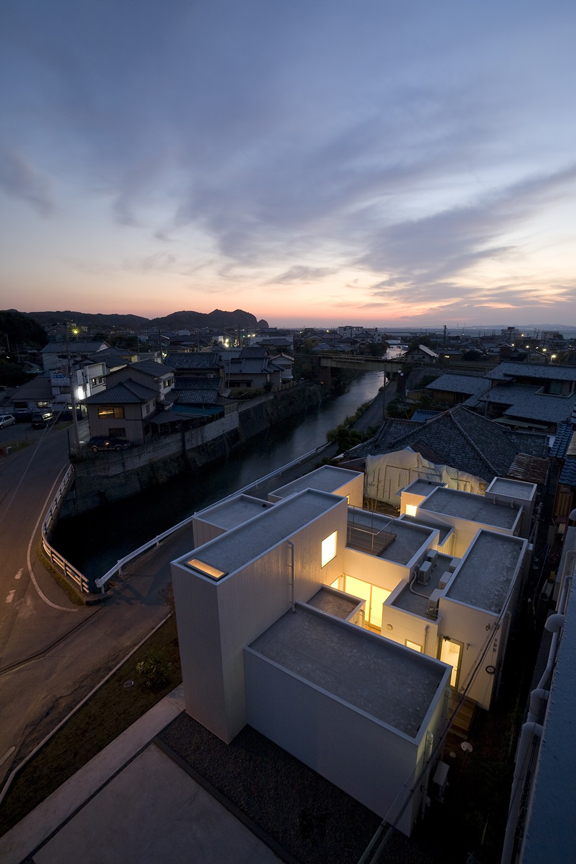 納谷建築設計事務所「富津の2世帯住宅」