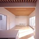 富津の2世帯住宅の写真 LDKスペース
