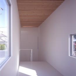 富津の2世帯住宅 (塔屋)