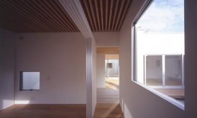 富津の2世帯住宅 (寝室(親世帯))