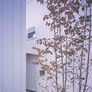 富津の2世帯住宅の写真 エントランス(子世帯)