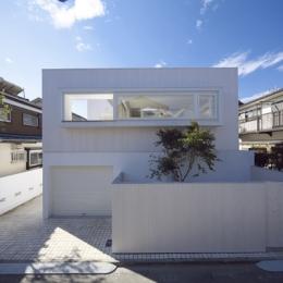 外観 (昭島の家)