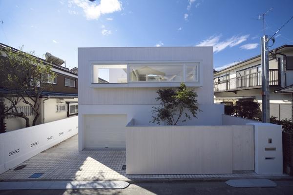 昭島の家 (外観)