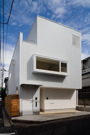 南長崎の家 (外観)