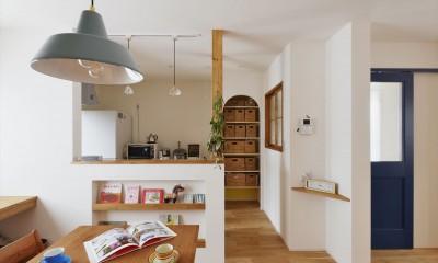 キッチン|大好きな絵本をゆっくり愉しむ