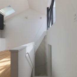 建もの探訪で放送 ピアノ室のある狭小住宅・スキップフロアを生かしたOUCHI-29